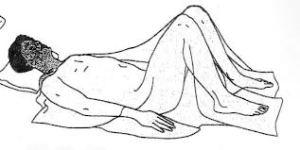 dorsal+recumbent